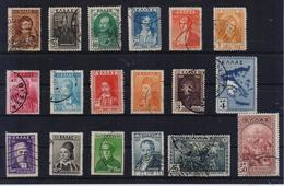 GREECE STAMPS 1930/ INDEPENDENCE-1/4/30-USED-COMPLETE SET - Used Stamps