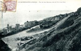 N°68883 -cpa Le Havre Ste Advresse Vue Du Nice Havrais  Prise De N.D.des Flots - Sainte Adresse