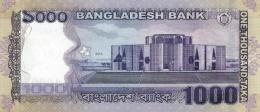 BANGLADESH P. 59d 1000 T 2014 UNC - Bangladesh