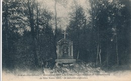 CPA - France - (74) Haute Savoie - Sixt - Monument élevé à La Mémoire Des Victimes - France