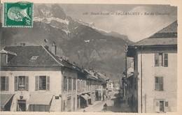 CPA - France - (74) Haute Savoie - Sallanches - Rue Du Commerce - Sallanches