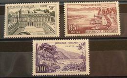 FRANCE N°1192-1194 N**  Cote 44.90€ - Nuevos