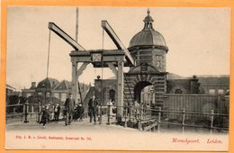 Leiden Netherlands 1900 Postcard - Leiden