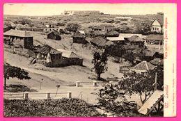 Angola - Loanda - Vista Sobre O Bairro Indigena - Edit. OSORIO & SEABRA - Angola
