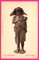 Angola - Mossamedes - Mulher Do Dombe - Enfant - Edit. OSORIO & SEABRA - Angola