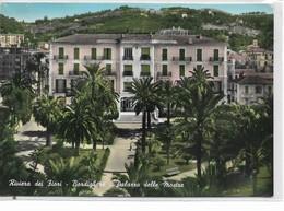 CARD BORDIGHERA  VEDUTINE  PALAZZO DELLE MOSTRE  FG-V--2-0882-28549 - La Spezia