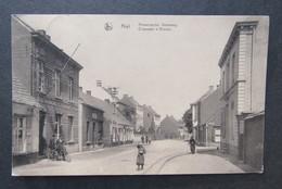 Cpa/pk Niel Antwerpsche Steenweg - Niel