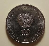 Armenia 100 Dram 1996 Varnished - Armenia
