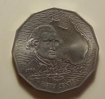 Australia 50 Cents 1970 - Monnaie Décimale (1966-...)