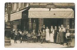 CARTE PHOTO RESTAURANT AU BOUQUET - Restaurants