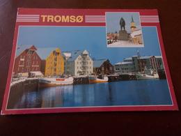 B712  Tromso Norvegia Viaggiata - Norvegia