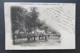 Cpa/pk Niel Jaarmarkt 1901 Het Foorplein 1902 - Niel