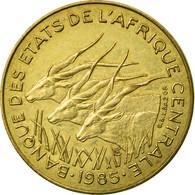 Monnaie, États De L'Afrique Centrale, 5 Francs, 1985, Paris, TTB - Central African Republic