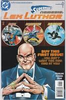 COMICS - SUPERMAN'S - LEX  LUTHOR -4 NUMBERS - COMPLET SET 1999 - Livres, BD, Revues