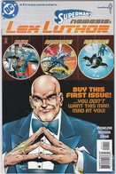 COMICS - SUPERMAN'S - LEX  LUTHOR -4 NUMBERS - COMPLET SET 1999 - Books, Magazines, Comics