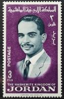 1966 JORDAN MVLH King Hussein - Jordanië