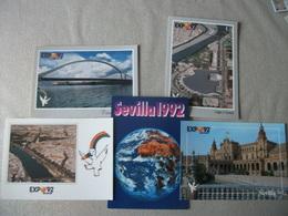 Espagne:Expo 92  Sevilla - Spanien