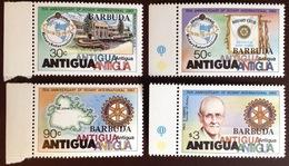 Barbuda 1980 Rotary MNH - Antigua E Barbuda (1981-...)