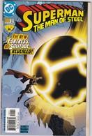 COMICS - SUPERMAN - THE MAN OF STELL - Livres, BD, Revues