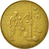 Monnaie, West African States, 10 Francs, 1997, Paris, TTB, Aluminum-Bronze - Elfenbeinküste
