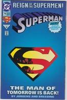 COMICS - SUPERMAN - REIGN OF THE SUPERMEN - 1950-Now