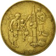 Monnaie, West African States, 10 Francs, 1994, Paris, TB+, Aluminum-Bronze - Ivory Coast