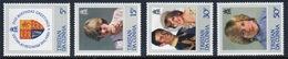 Tristan Da Cunha 1982 Complete Set Of Stamps Commemorating The 21st Birthday Of Princess Diana. - Tristan Da Cunha