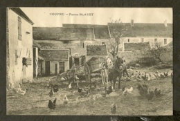 CP-AISNE - COUPRU - Ferme BLAVET - France