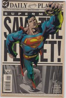 COMICS - SUPERMAN - SAVE THE PLANET - Books, Magazines, Comics