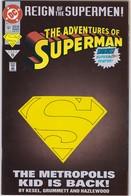 COMICS - SUPERMAN - THE METROPOLIS KID IS BACK - 1950-Now