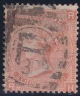 England  .     Yvert   .   32   .   1865    .     O    .      Cancelled .   /    .   Gebruikt - 1840-1901 (Victoria)