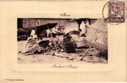 CPA Marchand D'Oranges MAROC (797307) - Marokko
