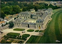Cp A Saisir 60 Chantilly Vue Aerienne Annees 1970 - Chantilly