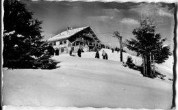 Cp A Saisir 74 La Clusaz Hotel Du Cret De La Torche Plateau De Beauregard Annees 1950 - La Clusaz