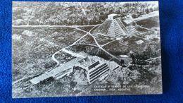 Castillo Y Templo De Los Guerreros Chichen Itza Yucatan Mexico - Messico