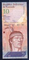 Venezuela  10   Bolívares 2014  (UNC) - Venezuela
