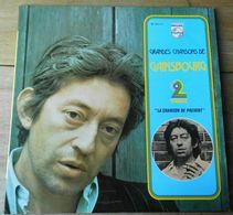 """Vinyle """"Gainsbourg""""  """"La Chanson De Prévert"""" - Disco, Pop"""