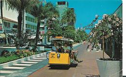 Etats-Unis > EXOTIC LINCOLN MAIL MIAMI BEACH 1964 VOITURETTE - Miami Beach