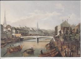 WIEN  DIE VERDINANDSBRÜCKE  VON C.L. Hofmeister  Bei Auktion - Malerei & Gemälde
