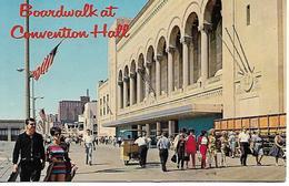 NJ - New Jersey > Atlantic City BOARDWALKS AT CONVENTION HALL TIMBRE KENNEDY 13C - Atlantic City