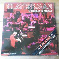 """Vinyle """"Richard Clayderman Et Nicolas De Angelis"""" """"A Pleyel"""" - Disco, Pop"""