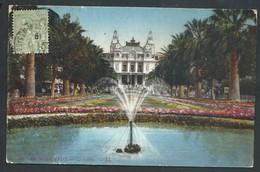 +++ CPA - Monaco - MONTE CARLO -  Casino  // - Monte-Carlo