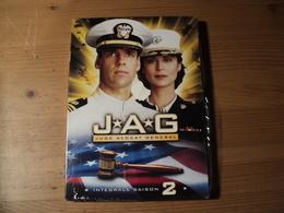 INTEGRALE JAG SAISON 2. JUGE AVOCAT GENERAL. 2007 4 DVD POUR 15 EPISODES. - TV Shows & Series