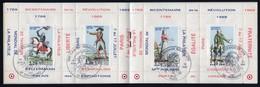 Carnet Mayer : Bicentenaire De Le Révolution / Mondial De La Philatélie 1989 - Booklets