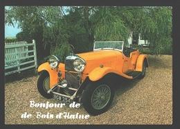 Lagonda 1934 - 'Bonjour De De Bois D'Haine' - Toerisme