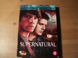 INTEGRALE SUPERNATURAL SAISON 3. SEIZE EPISODES. 2009 - Séries Et Programmes TV