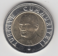 @Y@  Turkije    1  Yeni Türk Lirasi   2005   (4718) - Turquie