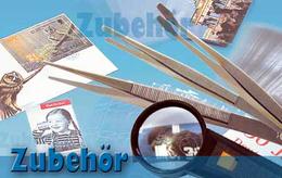 Schaubek Einsteckkarten, 210x147 Mm, Mit 1 Folienstreifen K501-50 - Classificatori