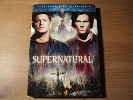 INTEGRALE SUPERNATURAL SAISON 4. VINGT DEUX EPISODES. 2011 - TV Shows & Series