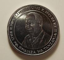 Tanzania 10 Shilingi 1993 Varnished - Tanzania